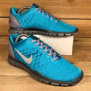 Womens Nike free training fit shoe Sz 10